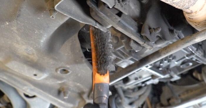 Motorlager Peugeot 207 WA 1.4 2008 wechseln: Kostenlose Reparaturhandbücher
