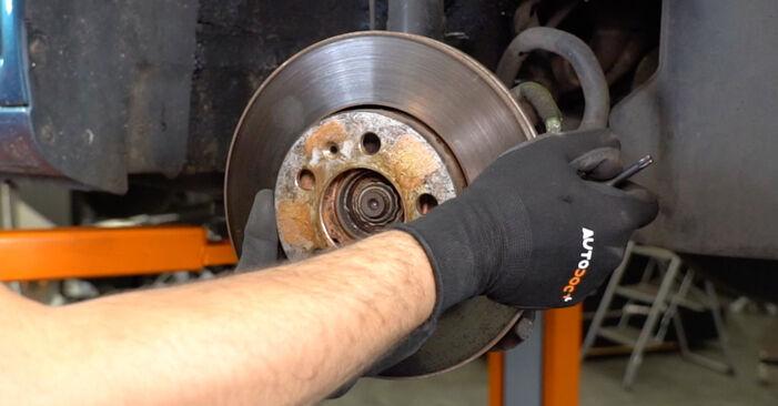 Zweckdienliche Tipps zum Austausch von ABS Sensor beim VW Golf IV Schrägheck (1J1) 1.6 16V 2002