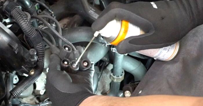 Zweckdienliche Tipps zum Austausch von Zündspule beim VW Golf IV Schrägheck (1J1) 1.6 16V 2002