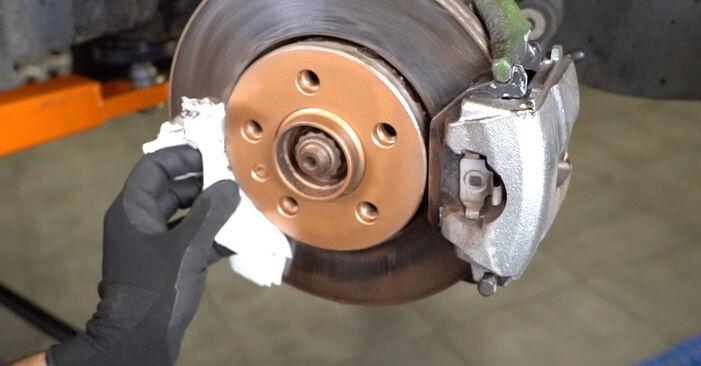 Zweckdienliche Tipps zum Austausch von Bremsschläuche beim VW Golf IV Schrägheck (1J1) 1.6 16V 2002