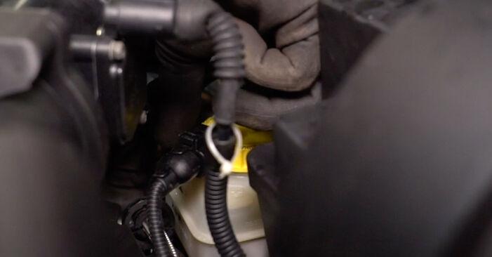 Wie VW GOLF 1.8 T 2001 Bremsschläuche ausbauen - Einfach zu verstehende Anleitungen online