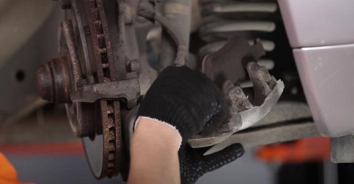Zweckdienliche Tipps zum Austausch von Bremsscheiben beim MERCEDES-BENZ E-Klasse Limousine (W210) E 200 2.0 (210.035) 2000