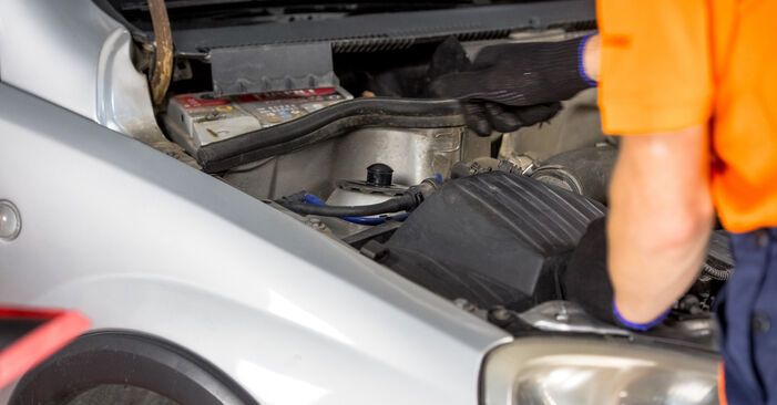 How to change Shock Absorber on Mercedes W210 1995 - free PDF and video manuals