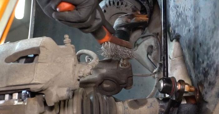 Changer Coupelle d'Amortisseur sur VW Caddy III Van (2KA, 2KH, 2CA, 2CH) 2.0 TDI 4motion 2007 par vous-même