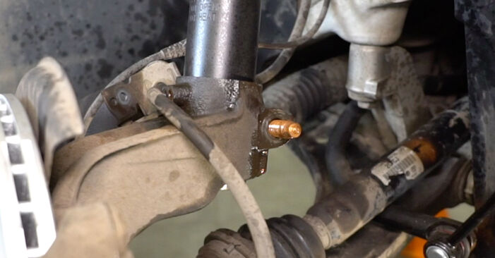 Comment changer Coupelle d'Amortisseur sur VW Caddy 3 Van 2004 - Manuels PDF et vidéo gratuits