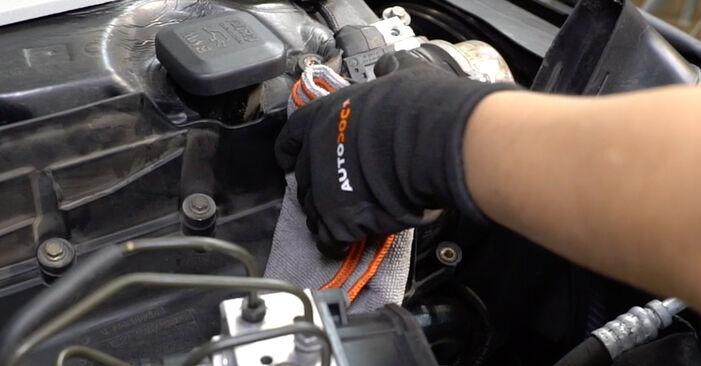 5 Touring (E39) 520i 2.2 1997 525i 2.5 Luftfilter - Handbuch zum Wechsel und der Reparatur eigenständig