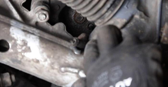 Motorlager BMW E39 Touring 525d 2.5 1998 wechseln: Kostenlose Reparaturhandbücher