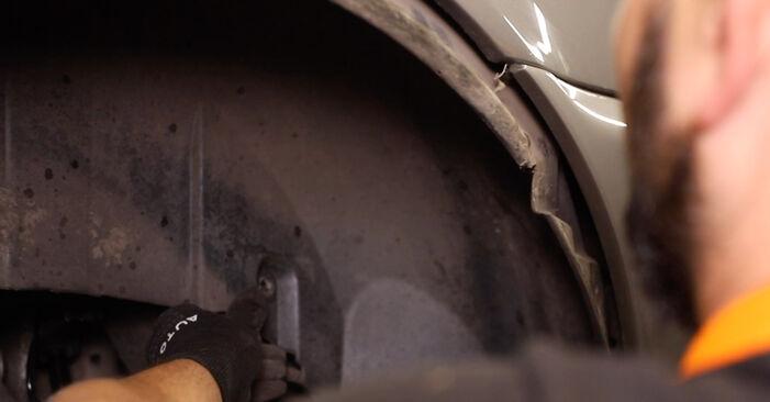 Wechseln ABS Sensor am BMW 5 Touring (E39) 523i 2.5 1999 selber