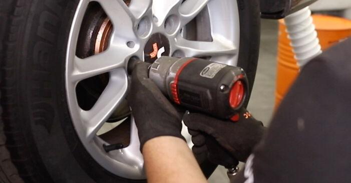 BMW 5 SERIES 530d 3.0 ABS Sensor ausbauen: Anweisungen und Video-Tutorials online