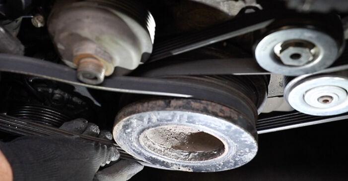 BMW 5 SERIES 520i 2.0 Thermostaat vervangen: online handleidingen en tutorials