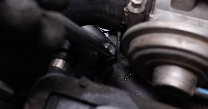 Hoe moeilijk is het om zelf te doen: Thermostaat vervangen BMW E39 Touring 530i 3.0 2000 – download geïllustreerde gids