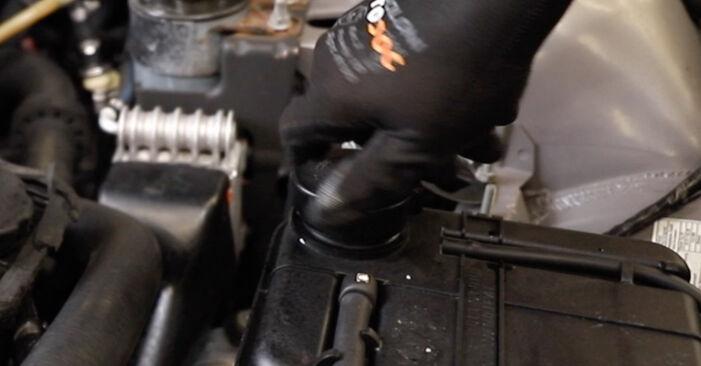 5 Touring (E39) 520i 2.2 1997 Thermostaat handleiding voor het doe-het-zelf vervangen