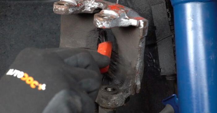 Bremsscheiben Ihres BMW E36 325td 2.5 1995 selbst Wechsel - Gratis Tutorial