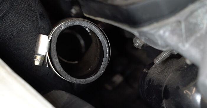 3 Limousine (E36) 318i 1.8 1998 325tds 2.5 Thermostat - Handbuch zum Wechsel und der Reparatur eigenständig