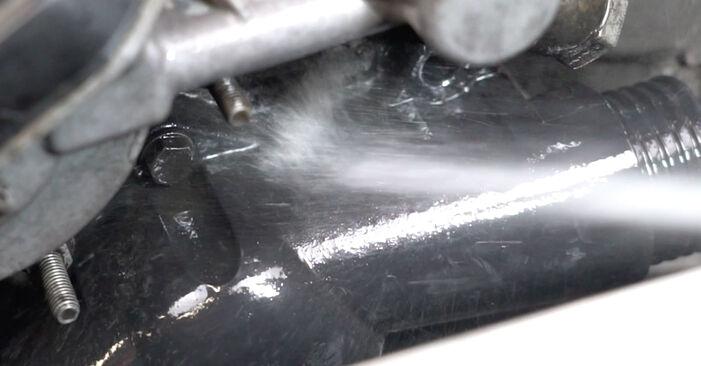 Zweckdienliche Tipps zum Austausch von Thermostat beim BMW 3 Limousine (E36) 325i 2.5 1994