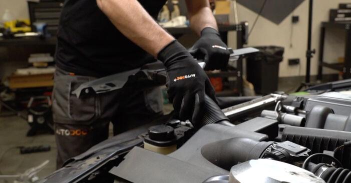 Thermostat BMW E36 325i 2.5 1996 wechseln: Kostenlose Reparaturhandbücher