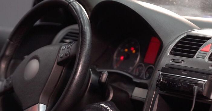 Wymień samodzielnie Filtr powietrza kabinowy w Hyundai Santa Fe cm 2007 2.2 CRDi 4x4