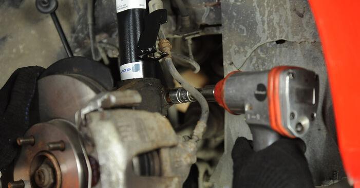 Mazda 3 Sedan 1.6 DI Turbo 2005 Veren remplaceren: kosteloze garagehandleidingen