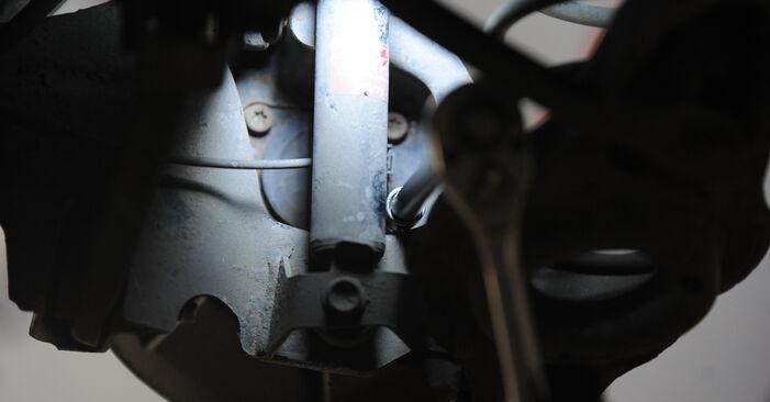 Zweckdienliche Tipps zum Austausch von Radlager beim MAZDA 3 Stufenheck (BK) 2.0 2003