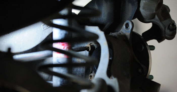 Radlager Ihres Mazda 3 Limousine 1.6 2004 selbst Wechsel - Gratis Tutorial
