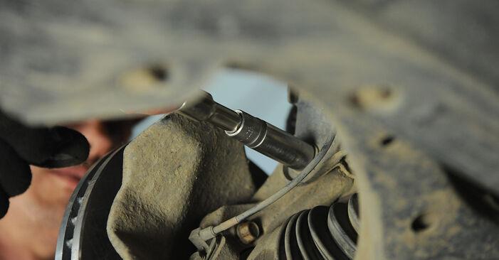HYUNDAI SANTA FE 2.2 CRDi Stoßdämpfer ausbauen: Anweisungen und Video-Tutorials online