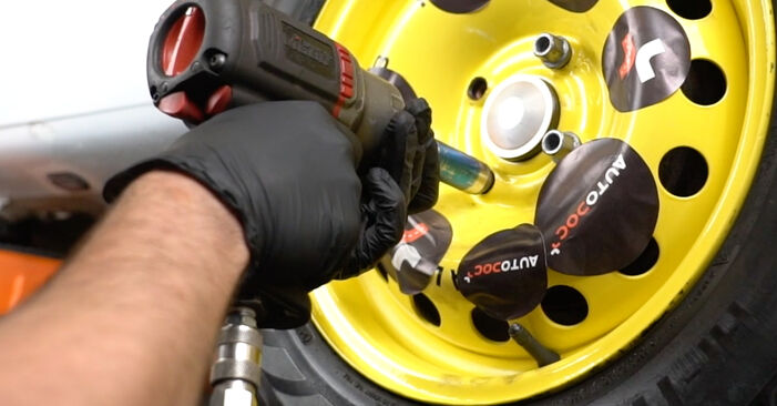 How hard is it to do yourself: Shock Absorber replacement on Hyundai Santa Fe cm 2.4 4x4 2011 - download illustrated guide