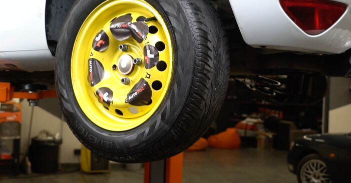 Need to know how to renew Shock Absorber on HYUNDAI SANTA FE ? This free workshop manual will help you to do it yourself