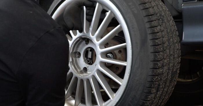 Wie BMW 3 SERIES 318i 1.8 1994 Bremsscheiben ausbauen - Einfach zu verstehende Anleitungen online