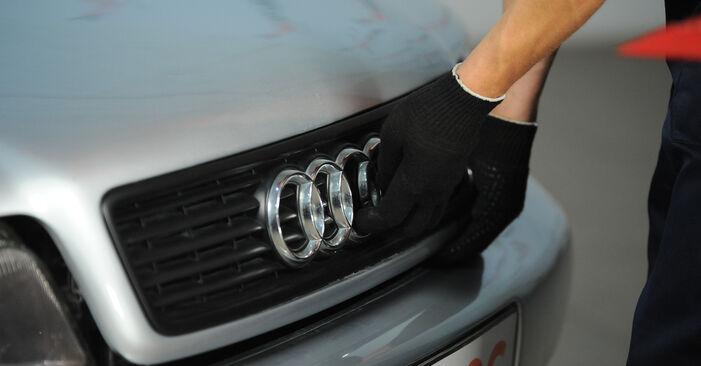 Wie Zündkerzen Audi A4 B5 Avant 1.9 TDI 1994 tauschen - Kostenlose PDF- und Videoanleitungen