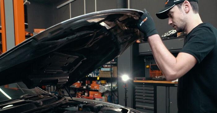 Wie Radlager Ford Mondeo mk3 Limousine 2.0 TDCi 2000 tauschen - Kostenlose PDF- und Videoanleitungen