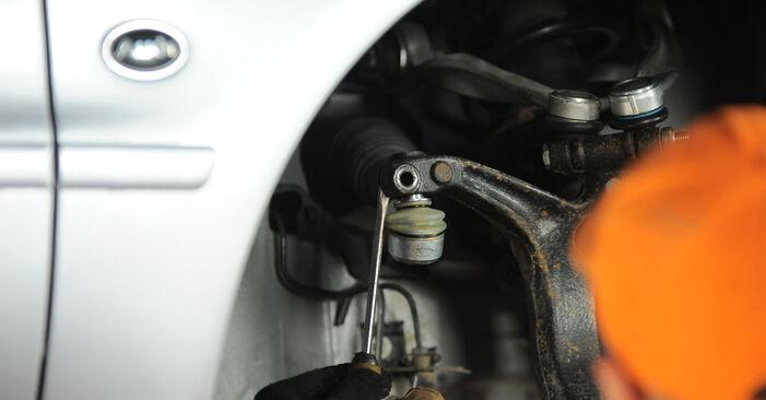Wie Radlager Audi A4 B5 Avant 1.9 TDI 1994 tauschen - Kostenlose PDF- und Videoanleitungen