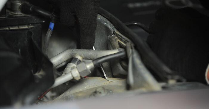 Cambie Amortiguadores en un AUDI A4 Avant (8D5, B5) 1.8 T 1997 usted mismo