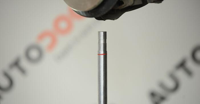 Cambio Amortiguadores en AUDI A4 Avant (8D5, B5) S4 2.7 quattro 2000 ya no es un problema con nuestro tutorial paso a paso