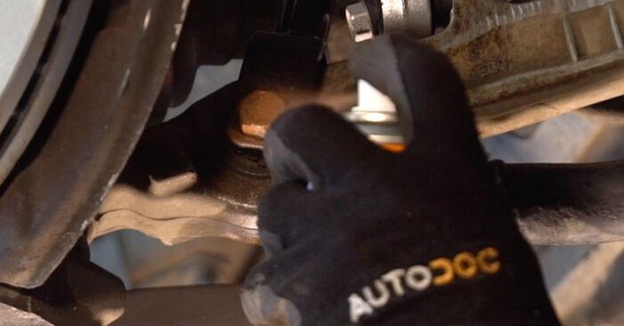 Schritt-für-Schritt-Anleitung zum selbstständigen Wechsel von Audi A4 B5 Avant 1999 1.8 T quattro Federn