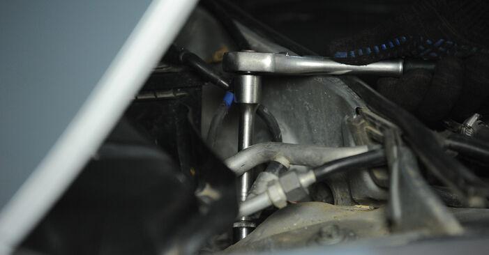 Wie Domlager Audi A4 B5 Avant 1.9 TDI 1994 tauschen - Kostenlose PDF- und Videoanleitungen