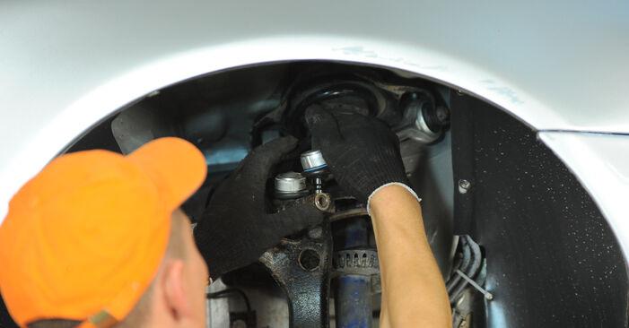 Kuidas vahetada välja AUDI A4 Avant (8D5, B5) 1998 Õõtshoob - näpunäited ja trikkid