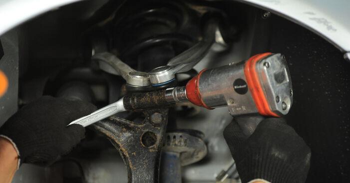 Üksikasjalikud soovitused iseseisvaks Audi A4 B5 Avant 1999 1.8 T quattro Õõtshoob väljavahetamiseks