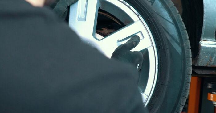 Ford Mondeo mk3 Sedanas 2002 2.0 TDCi Rato guolis keitimas savarankiškai