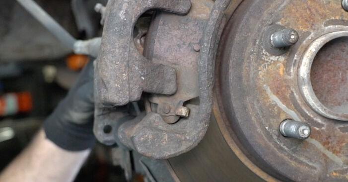 MONDEO III Stufenheck (B4Y) ST220 3.0 2003 2.0 16V Stoßdämpfer - Handbuch zum Wechsel und der Reparatur eigenständig