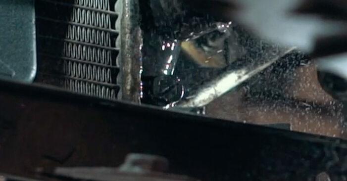 MONDEO III lépcsőshátú (B4Y) ST220 3.0 2003 Termosztát csináld magad csere szervizelési útmutató