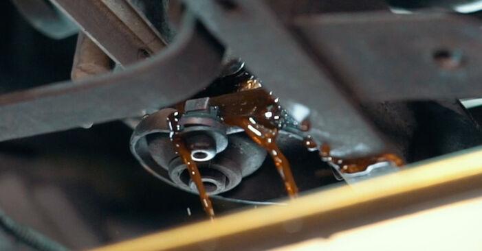 Ford Mondeo mk3 Sedan 2005 ST220 3.0 Termosztát csináld magad csere - javaslatok lépésről lépésre