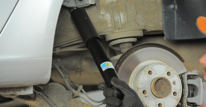 Zweckdienliche Tipps zum Austausch von Stoßdämpfer beim OPEL Astra H Caravan (A04) 1.9 CDTI (L35) 2007