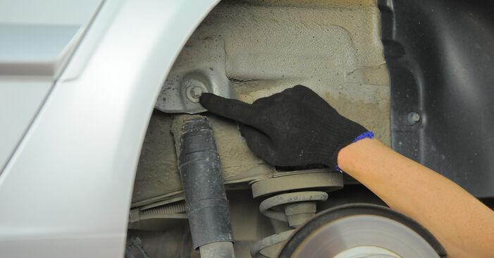 Stoßdämpfer am OPEL Astra H Caravan (A04) 1.8 (L35) 2009 wechseln – Laden Sie sich PDF-Handbücher und Videoanleitungen herunter