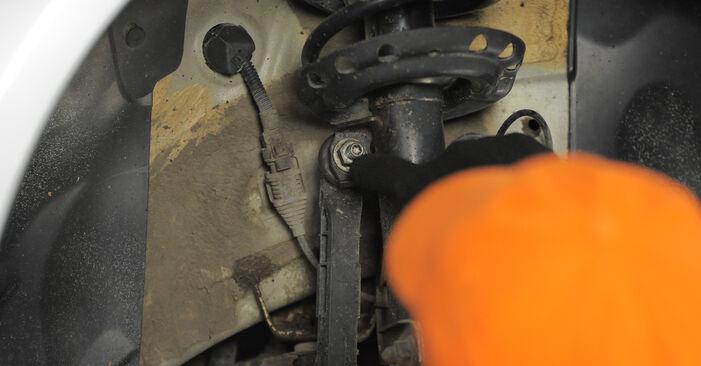 Koppelstange am OPEL Astra H Caravan (A04) 1.8 (L35) 2009 wechseln – Laden Sie sich PDF-Handbücher und Videoanleitungen herunter