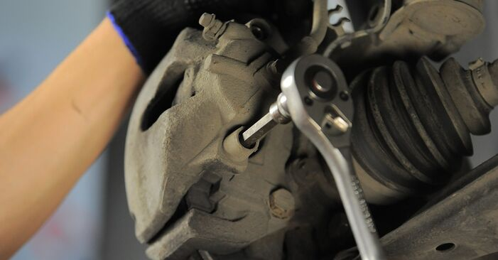 Bremsscheiben Ihres Opel Astra H Caravan 1.9 CDTI (L35) 2012 selbst Wechsel - Gratis Tutorial
