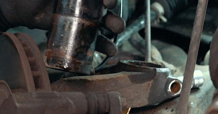 Išsamios Ford Mondeo mk3 Sedanas 2005 ST220 3.0 Amortizatoriaus Atraminis Guolis keitimo rekomendacijos