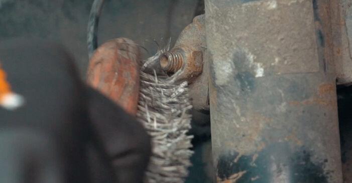 MONDEO III Saloon (B4Y) ST220 3.0 2003 Springs DIY replacement workshop manual