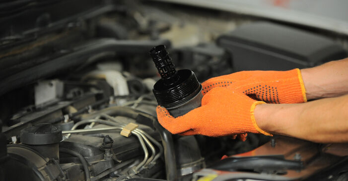 XC90 I (275) 3.2 AWD 2013 2.5 T AWD Ölfilter - Handbuch zum Wechsel und der Reparatur eigenständig