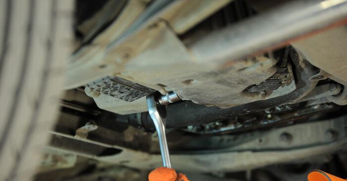 Ölfilter Volvo XC90 1 2.9 T6 2004 wechseln: Kostenlose Reparaturhandbücher