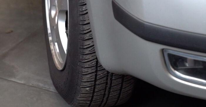 Traggelenk Ihres Volvo XC90 1 2.4 D5 2010 selbst Wechsel - Gratis Tutorial